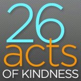 26 Acts of Kindness Logo