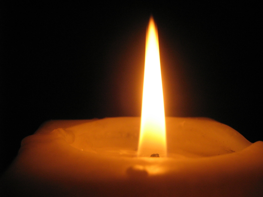 vigil candle newtown